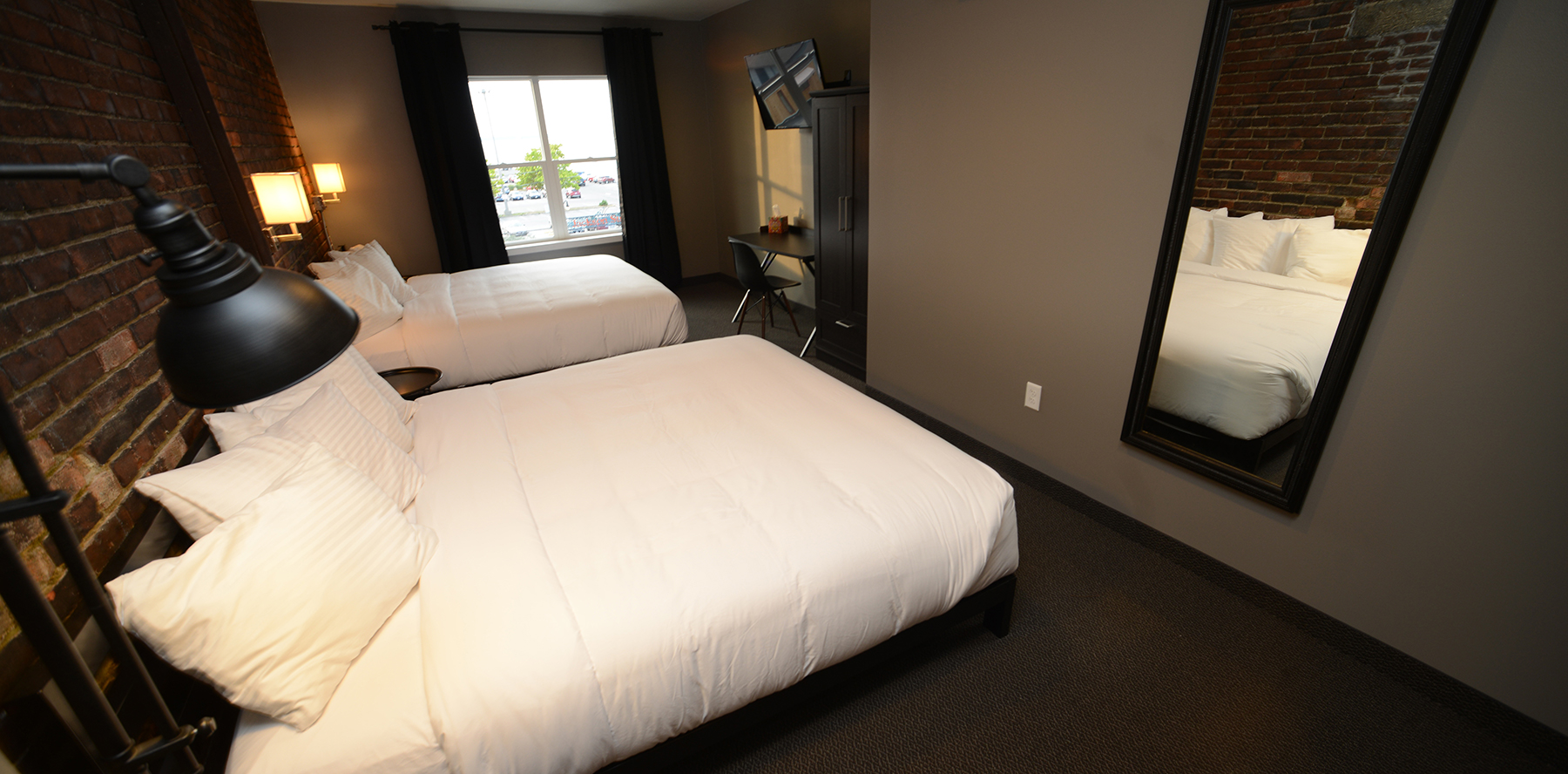Hotel Kilbourne Luxury Double King Lake View